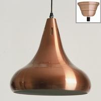 Lamp klassiek Rood Koper