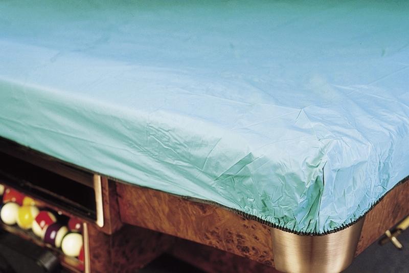 Afdekzeil pooltafel groen met elastiek for Afdekzeil action