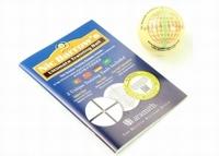 Trainingsbal snooker met instructieboekje 52,4 mm