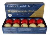 Ballen Super Aramith Golfbiljart Pro Cup