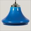 Lamp Klokmodel Blauw